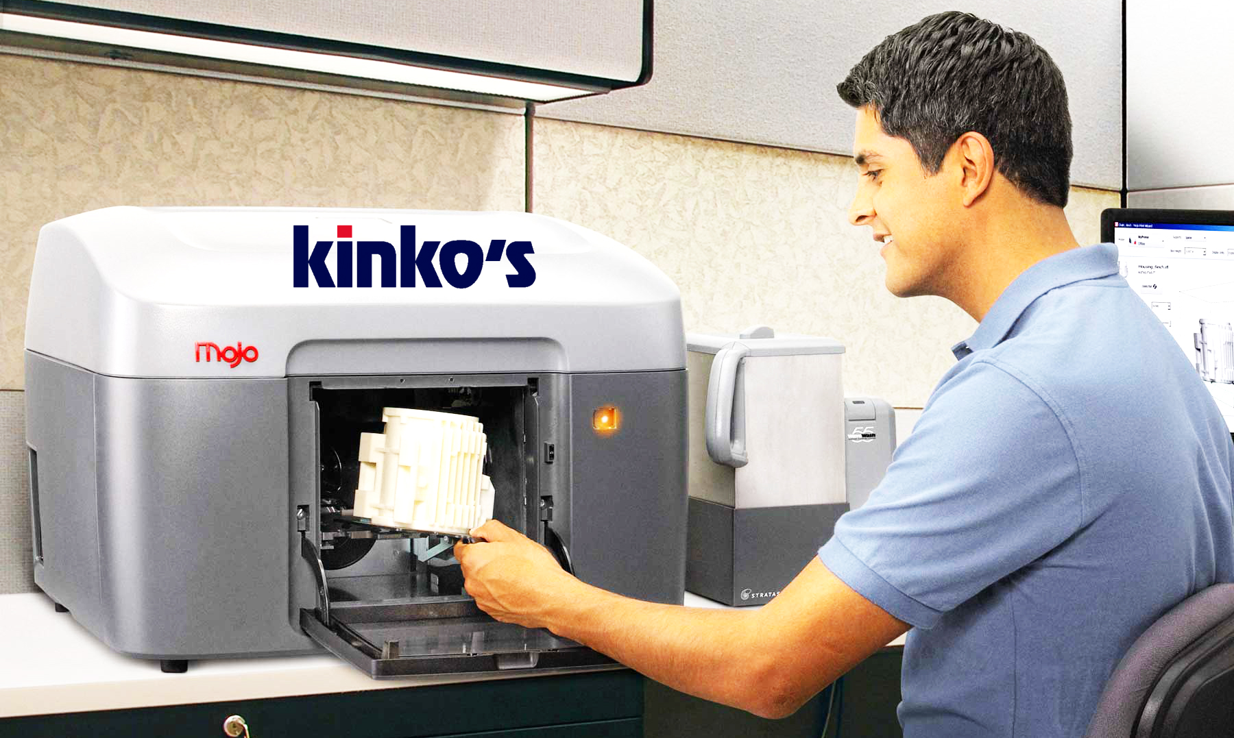 100 Days/100 Ideas: #5 - Kinkos-Style 3D Printing Services -