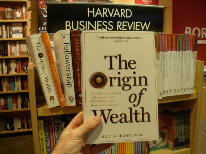 The Origin of Wealth