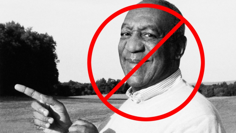 just say no to bill cosby