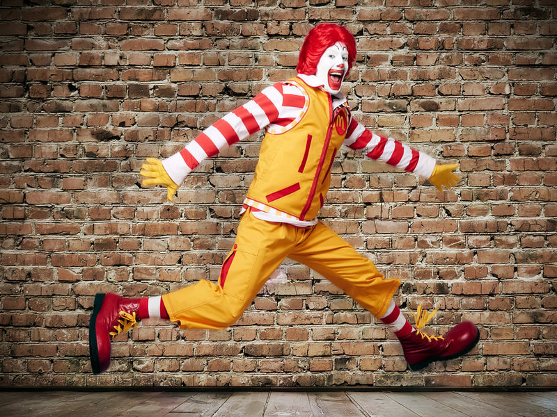 Hipster Ronald 1