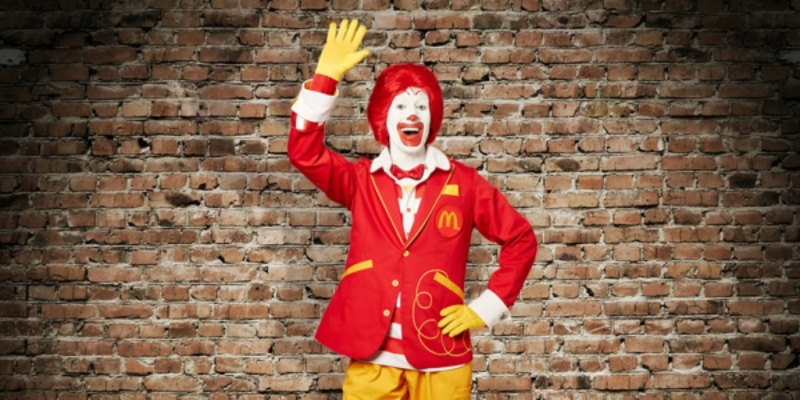 Hipster Ronald 2