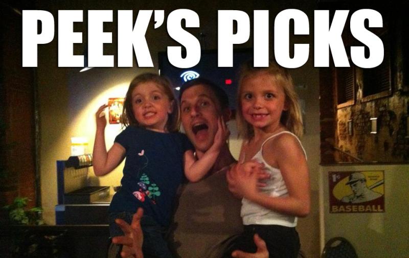 Peek's Picks