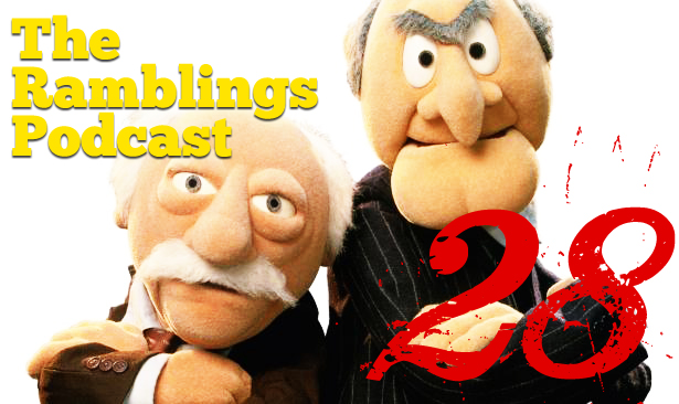 The Ramblings Podcast: Episode 28 - eSports, Elevating Poor Communities, and Leaf Is a Cranky Old Man