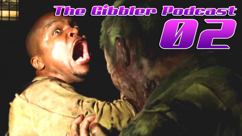 The Gibbler Podcast: Episode 2 - Constantine, American Horror Story, Reality Stars, and the Fate of Black People on The Walking Dead