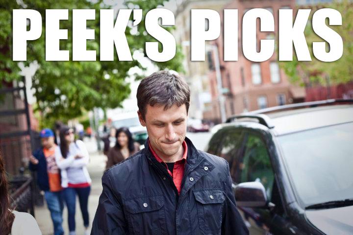 Peeks Picks