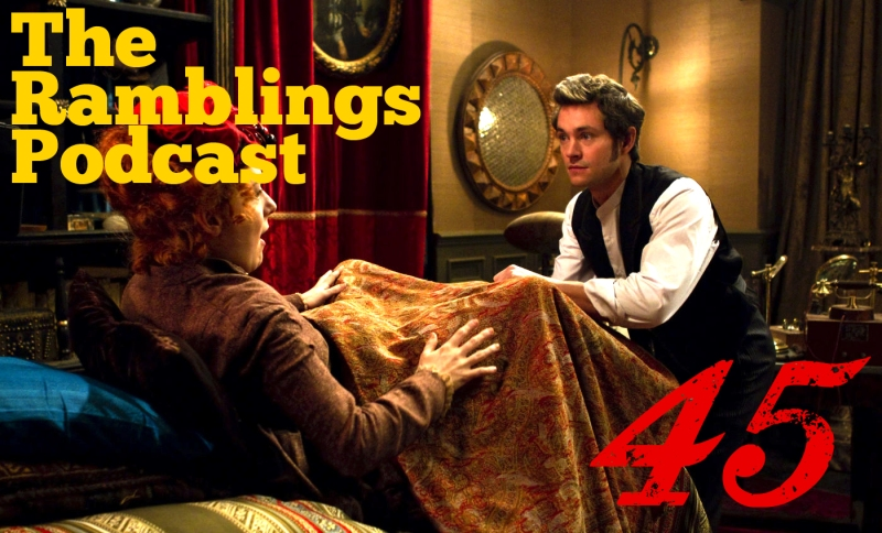 The Ramblings Podcast: Episode 45 - Origin of the Vibrator and Bacon Impotence