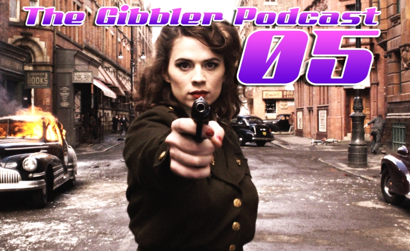 The Gibbler Podcast: Episode 5 - 2015 First Quarter Television Premiere Extravaganza!
